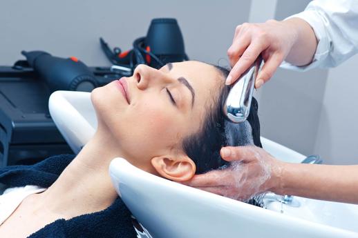 Nine advantages of hair spa
