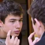Tips to reduce acne outburst for men